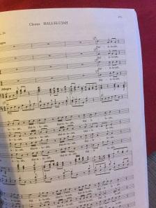 Hallelujah Chorus from Handel's Messiah