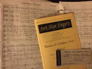 Park Slope Singers
