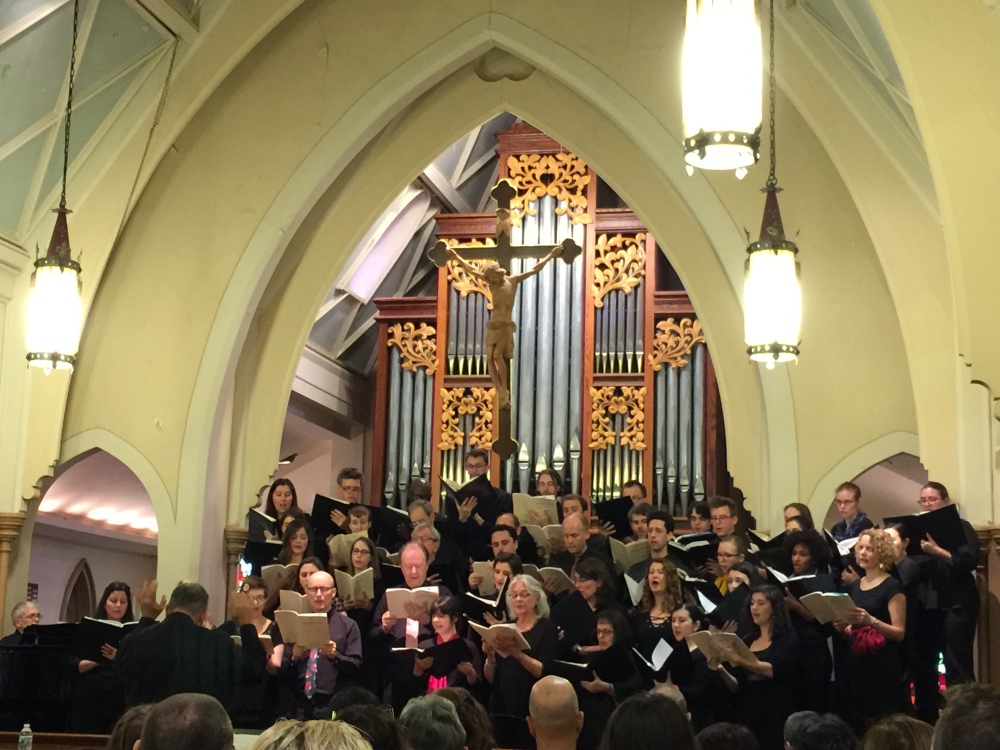 Brooklyn Community Chorus May 2016
